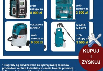 Montuj z Venture Industries | BUD-WENT