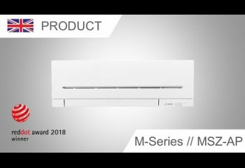 Nagroda Red Dot Award Product Design 2018 dla Mitsubishi Electric