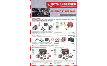 Euro Klima 2018 | ROTHENBERGER