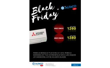 Black Friday w Alfaco