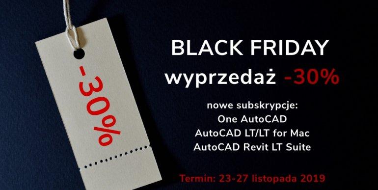 f3cebc82120d Promocja BLACK FRIDAY i zniżki -30% na oprogramowanie i szkolenia ...