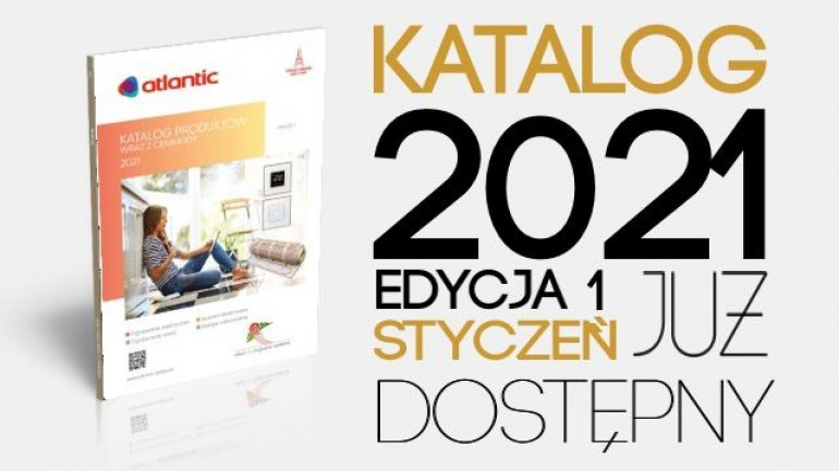 Nowy katalog Atlantic 2021