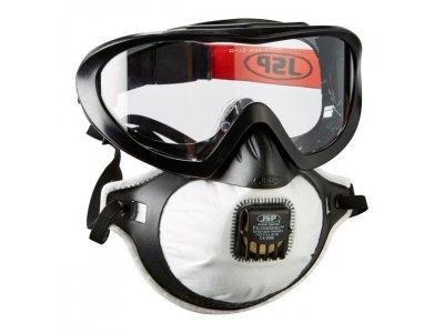 Maska Przeciwpylowa Site Filtr P2 Hvacpr